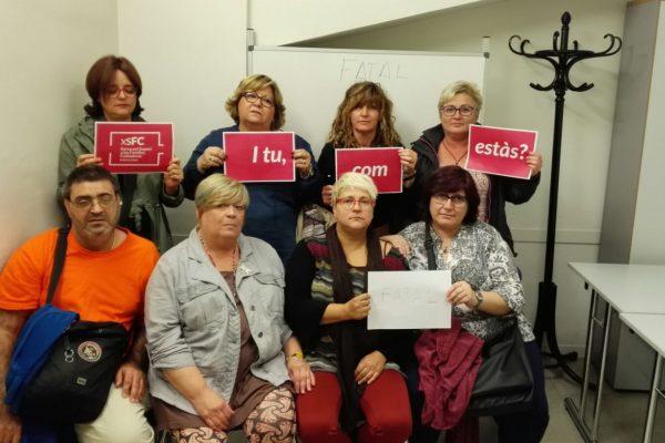 Trobades amb persones cuidadores organitzades per la Federació Salut Mental Catalunya